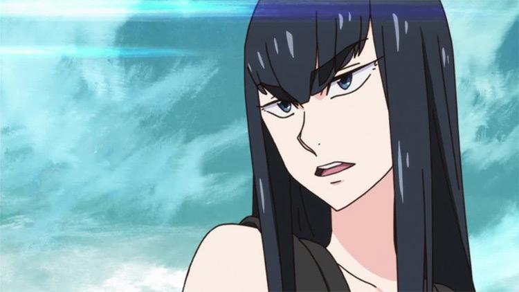 Satsuki Kiryuin from Kill la Kill anime