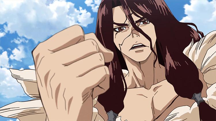 Tsukasa Shishiou from Dr. Stone anime