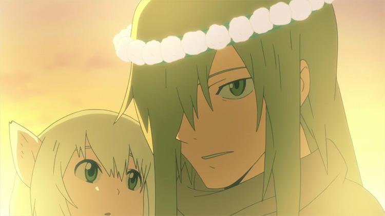 Viral Tengen Toppa Gurren Lagann anime screenshot