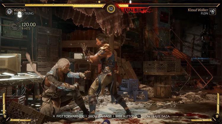 Mortal Kombat 11 Ultimate screenshot