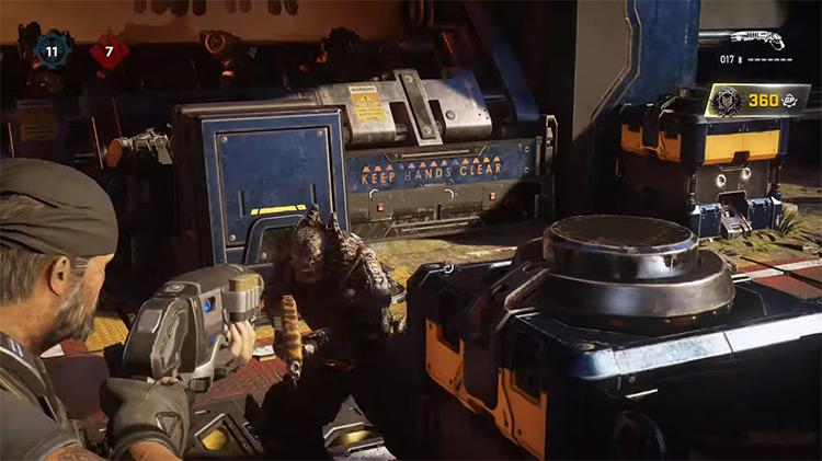 Gears 5 / gameplay screenshot