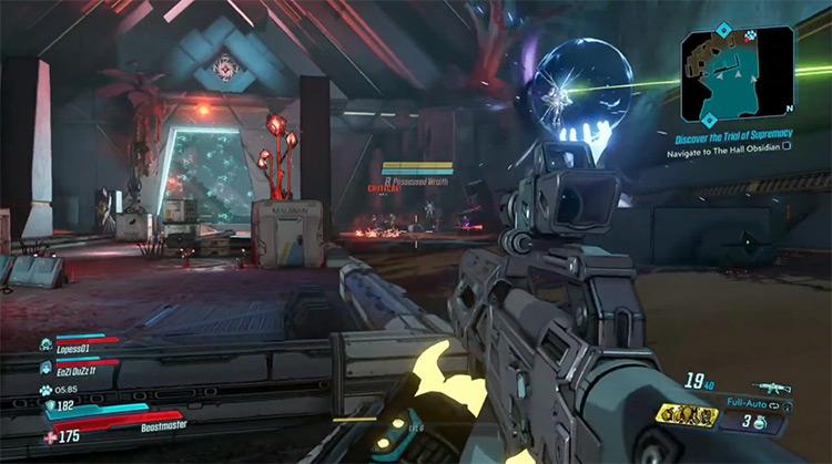 Borderlands 3 / Xbox One gameplay
