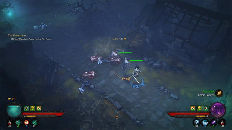 Diablo 3: Eternal Collection / Xbox One screenshot