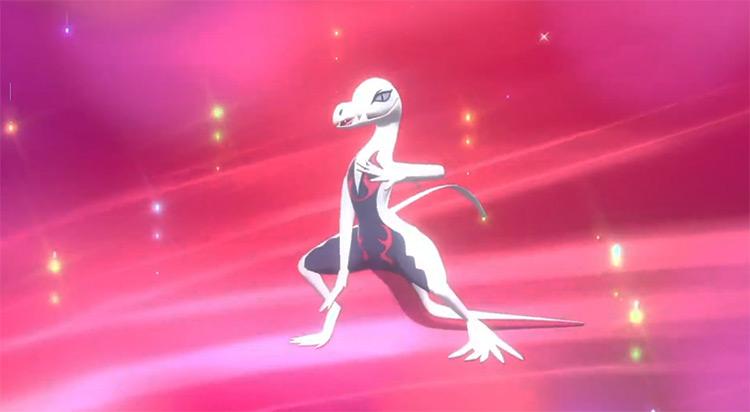 Shiny Salazzle / Pokémon Sw/Sh