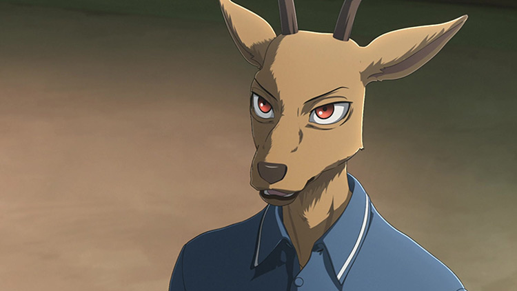 Louis in Beastars anime