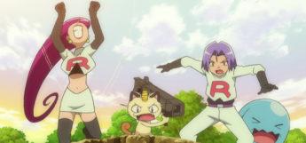 Jessie James & Meowth from the Pokemon XY Anime