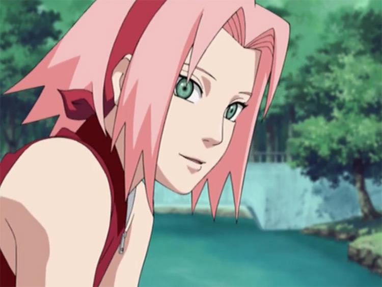 Sakura Haruno in Naruto Shippuden