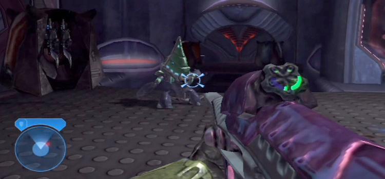Halo 2 on the original Xbox