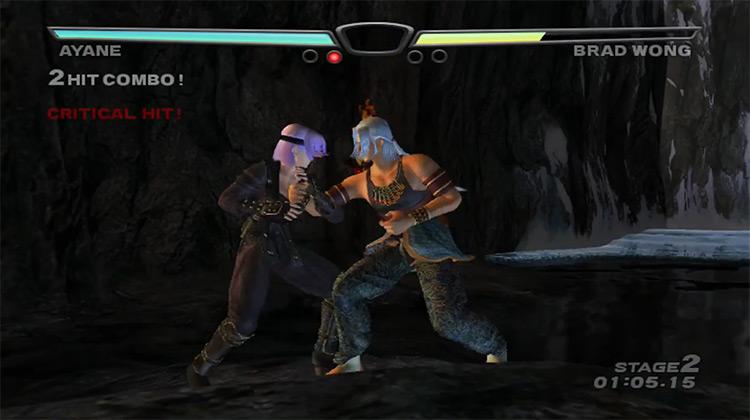 Dead or Alive 3 Xbox screenshot