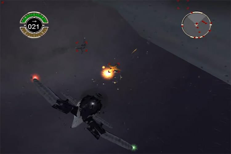 Crimson Skies: High Road to Revenge gameplay