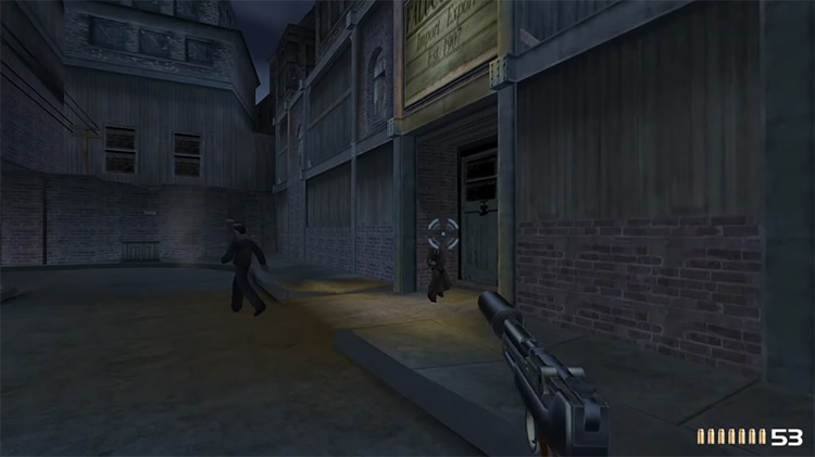TimeSplitters 2 game screenshot
