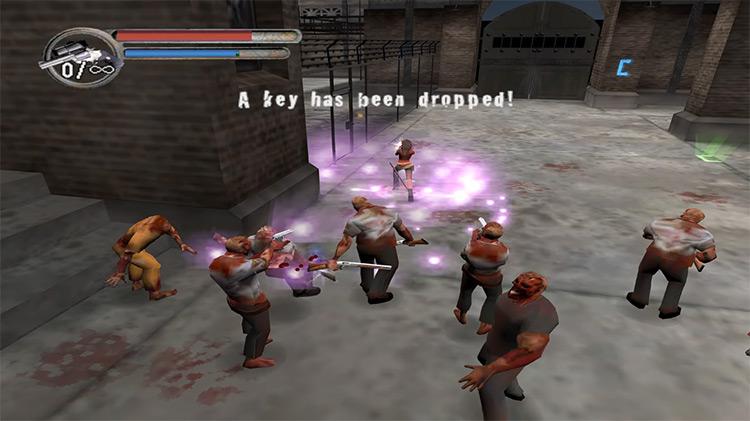 Hunter: The Reckoning Xbox gameplay