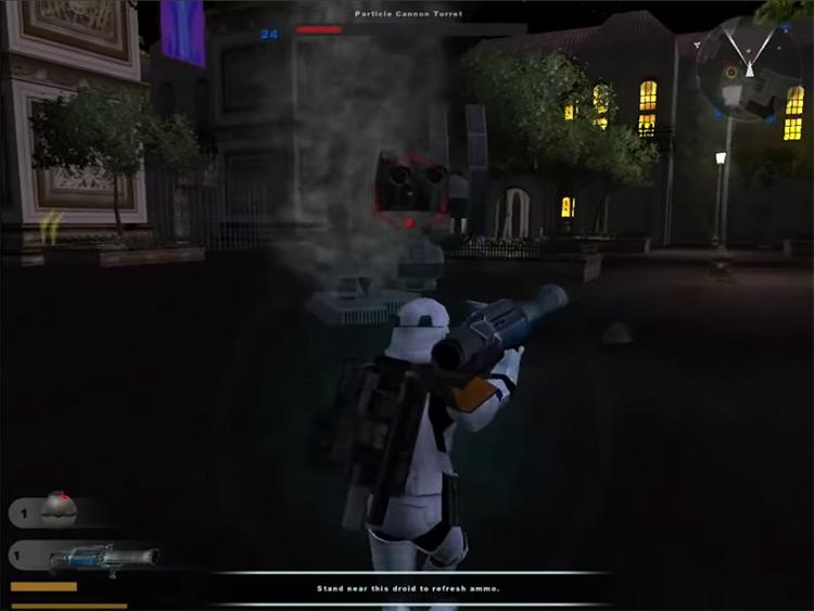 Star Wars: Battlefront 2 gameplay