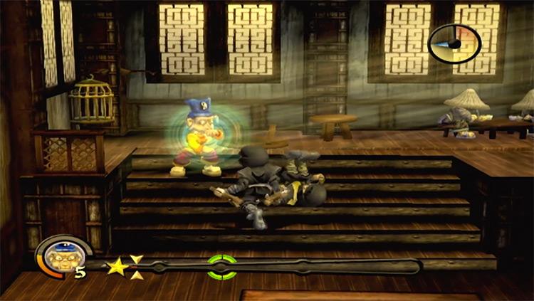 Kung Fu Chaos on Xbox