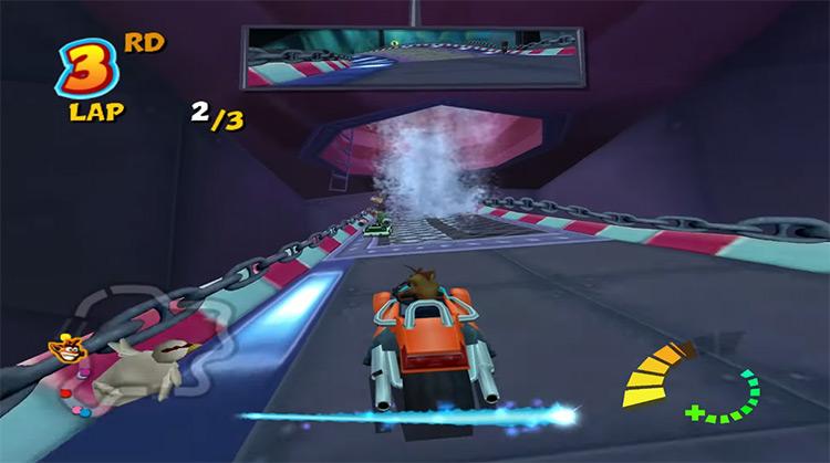 Crash Tag Team Racing / Xbox screenshot