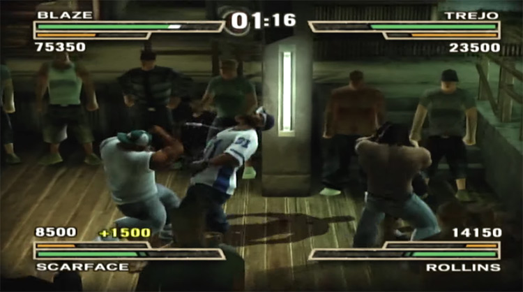 Def Jam: Fight for NY on Xbox