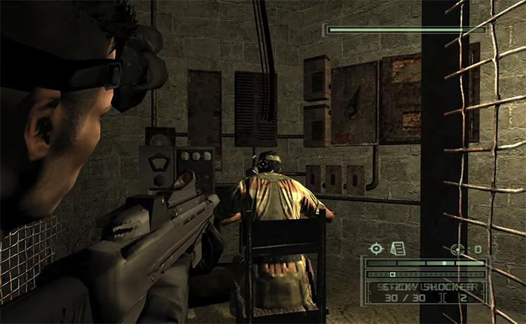 Splinter Cell: Chaos Theory Xbox screenshot