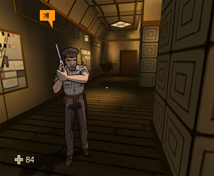 XIII / Xbox gameplay screenshot