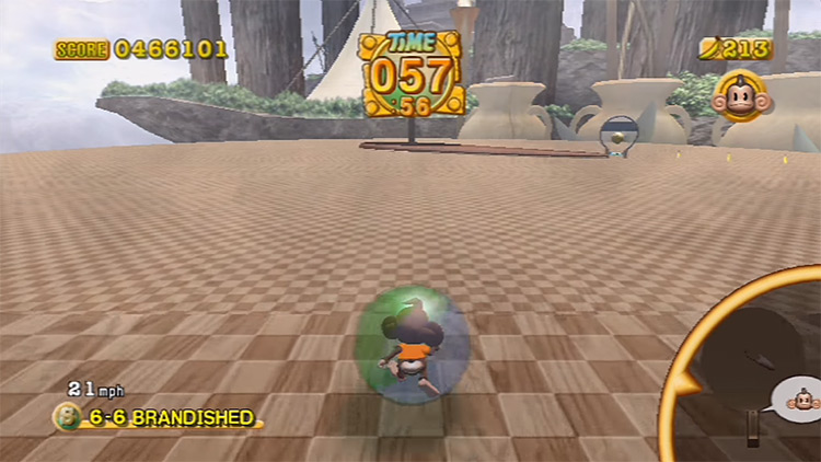 Super Monkey Ball Deluxe screenshot