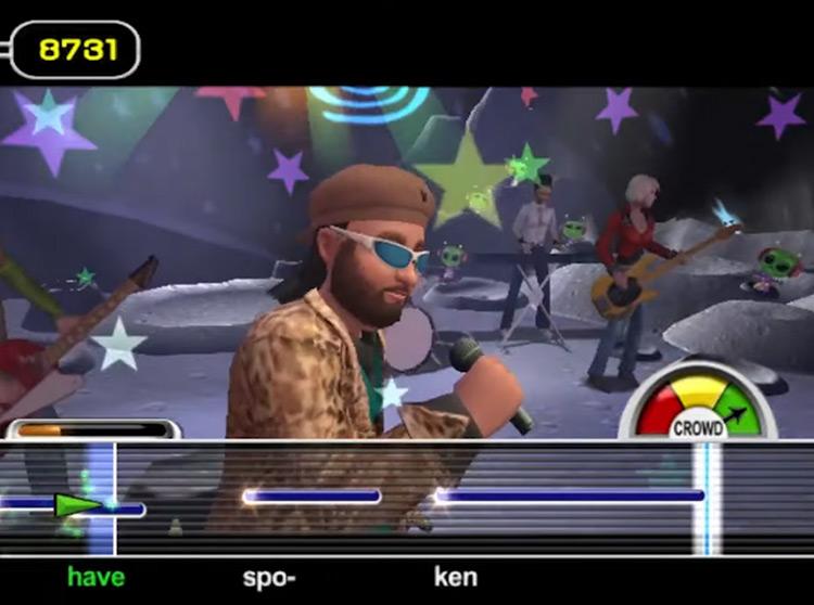 Karaoke Revolution Party for Xbox