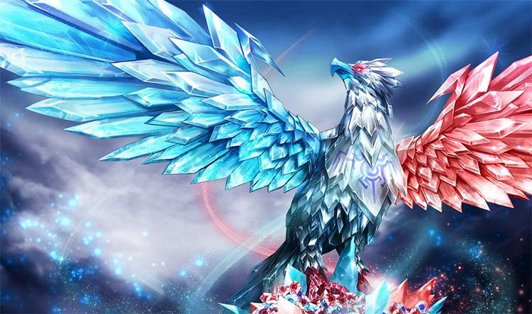 Team Spirit Anivia Skin Splash