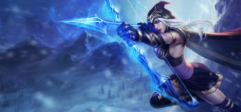 Ashe's Best Skins in League of Legends (Ranked)