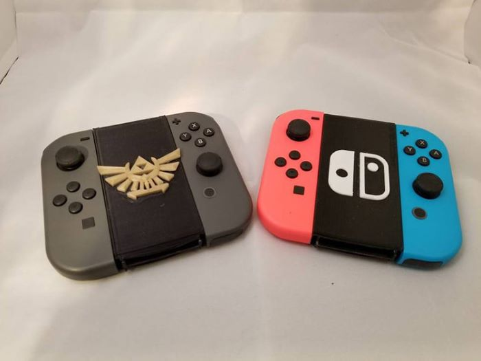 Zelda inspired nintendo switch storage