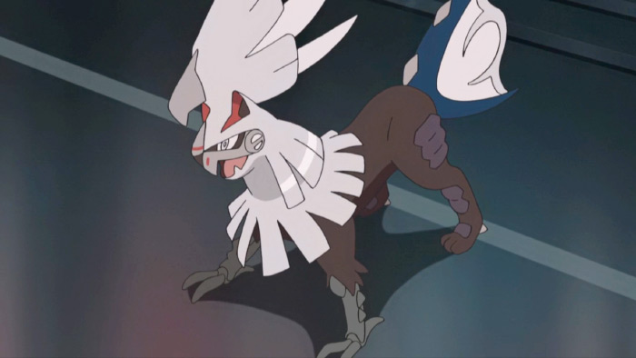 Silvally pokemon screen