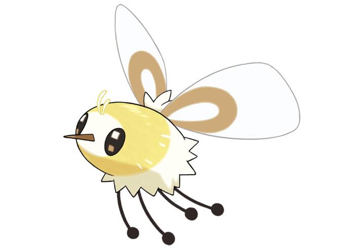Cutiefly pokemon
