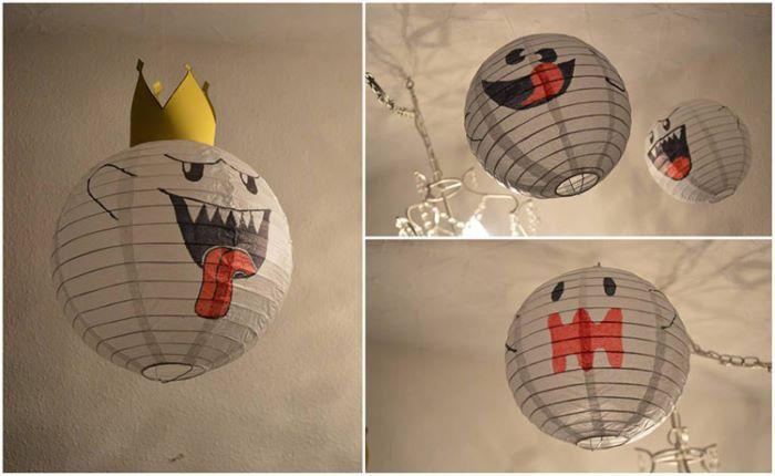 Boo design lamps