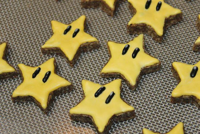 Super mario cinnamon stars
