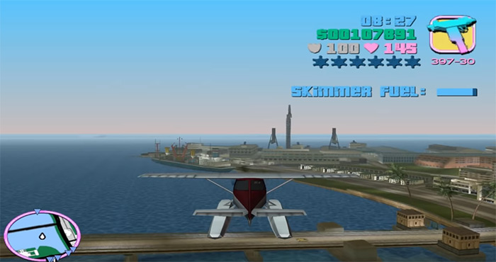 Dildo Dodo gta vice city