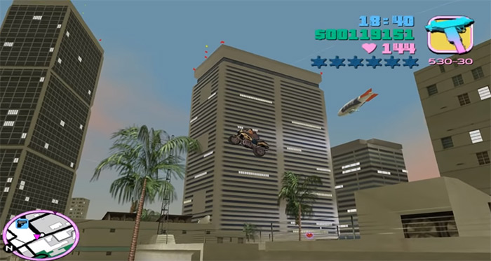 G-Spotlight gta vice city