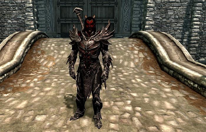 Conjure Dremora Lord