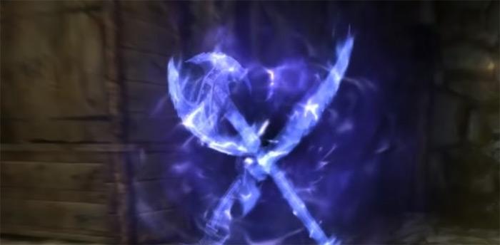 Bound Sword conjuration