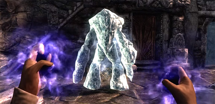 Banish Daedra conjuration