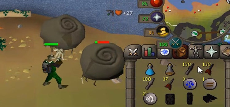 14 Best & Strongest Old School RuneScape Bolts