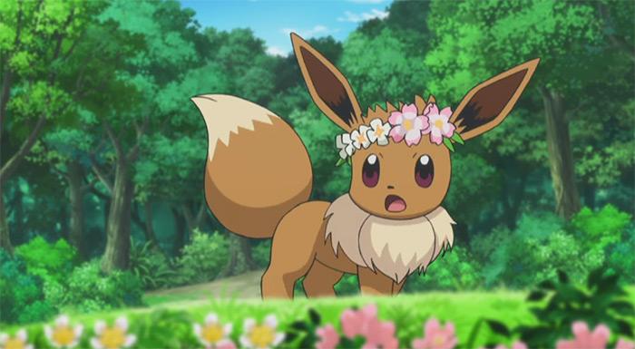 Eevee cutest pokemon