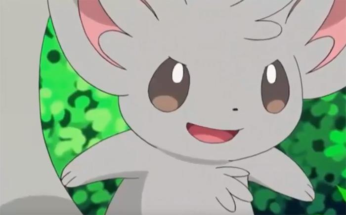 Minccino anime creature