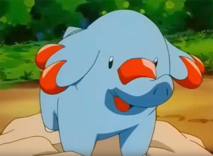 Phanpy gen2 pokemon