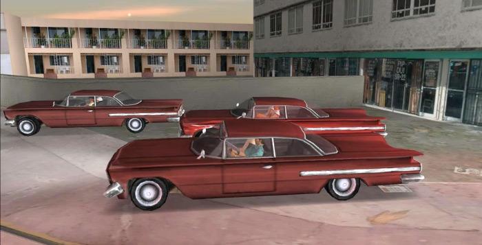 Voodoo vice city car