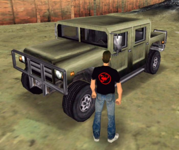 Patriot Jeep car