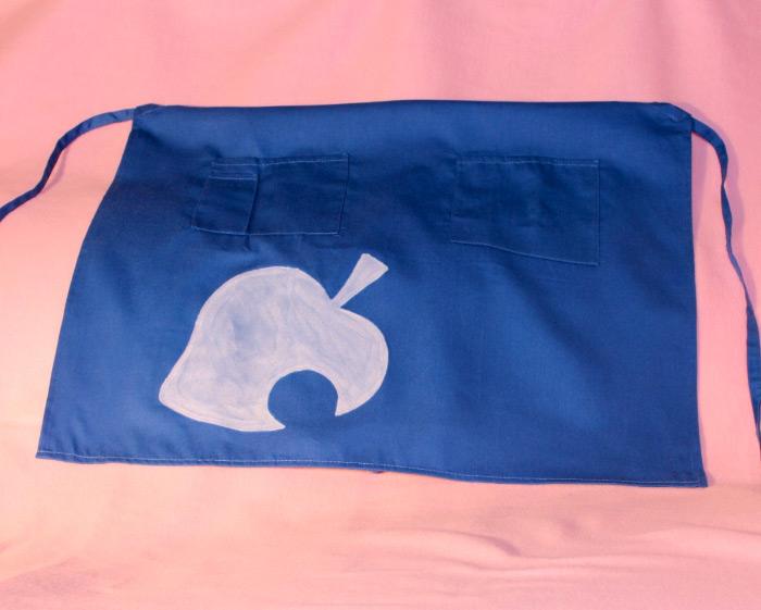 Nook apron handmade