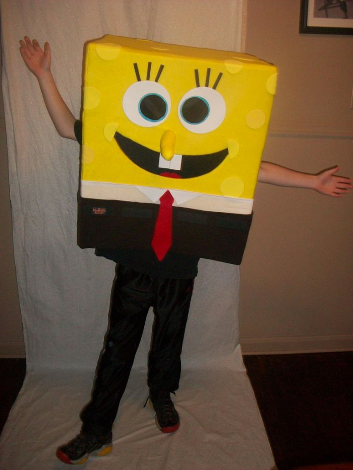 DIY halloween costumes projects