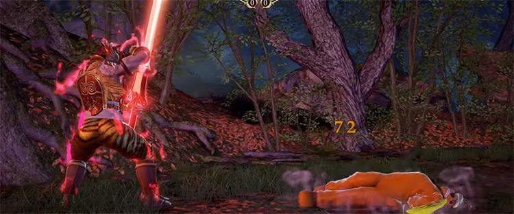 Libra of Soul Mode - Hardmode mod for Soulcalibur 6