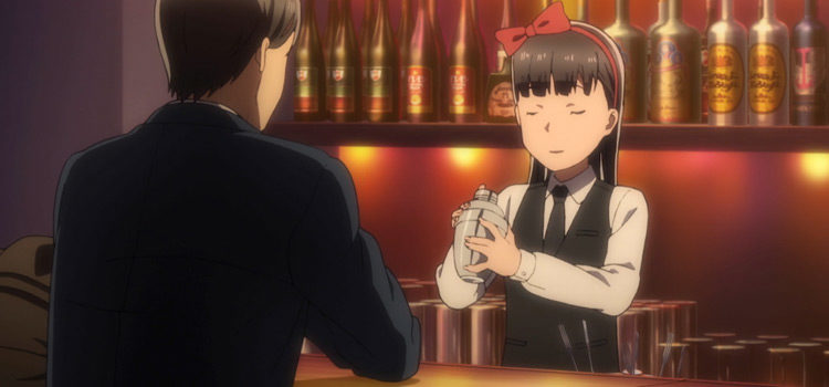 18 Best Bartender Characters In Anime (Ranked)