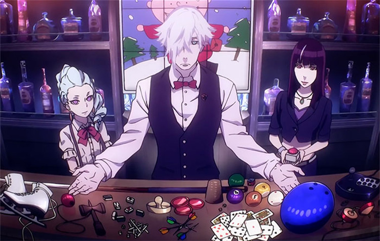 Decim from Death Parade - Anime Screenshot
