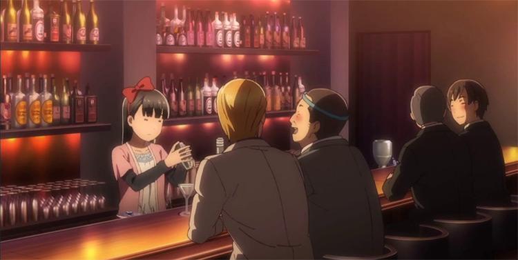 Hitomi Mishima - Hinamatsuri Anime
