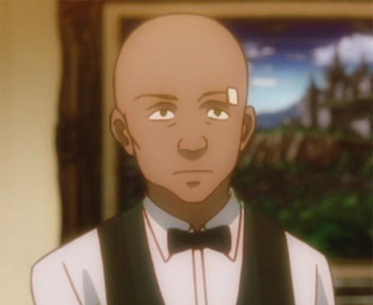 Toshiro Sakaki - Devil's Line Anime