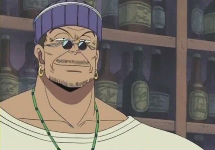Raoul - One Piece Anime Character